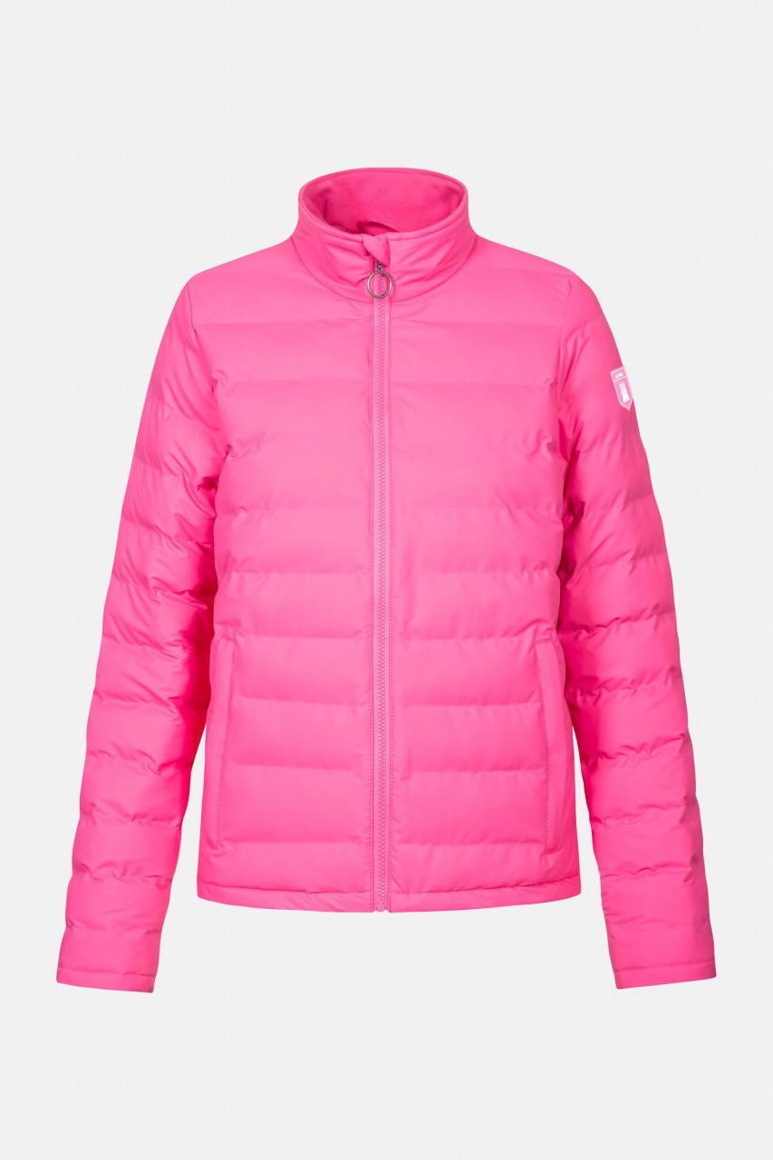 Derbe Damen Jacke Carmine Rose Pink Gefüttert