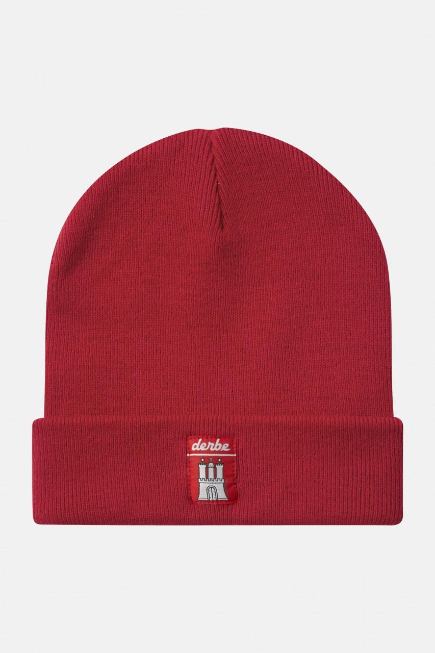 Derbe Mütze RC Rot