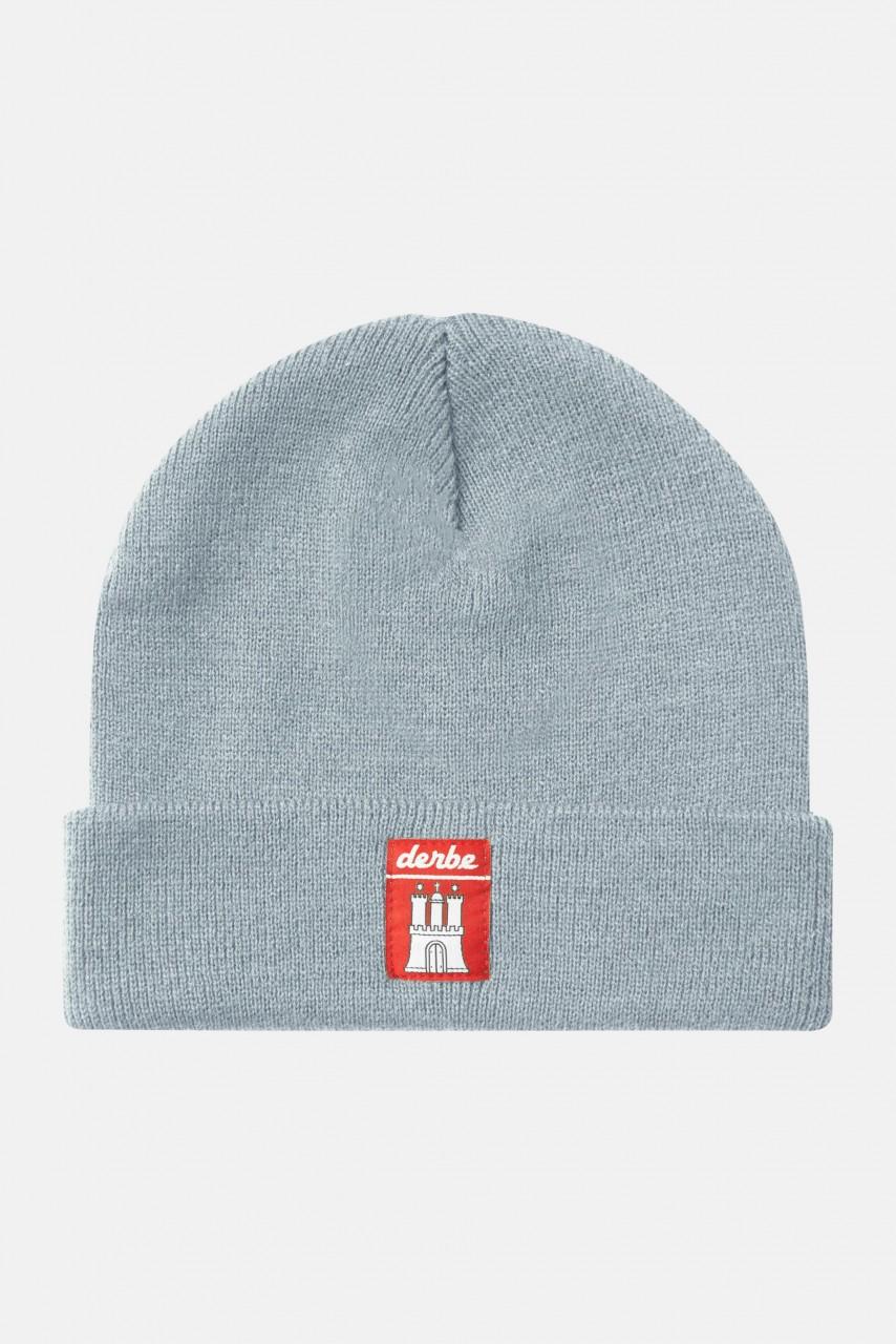 Derbe Mütze Quarry Grau