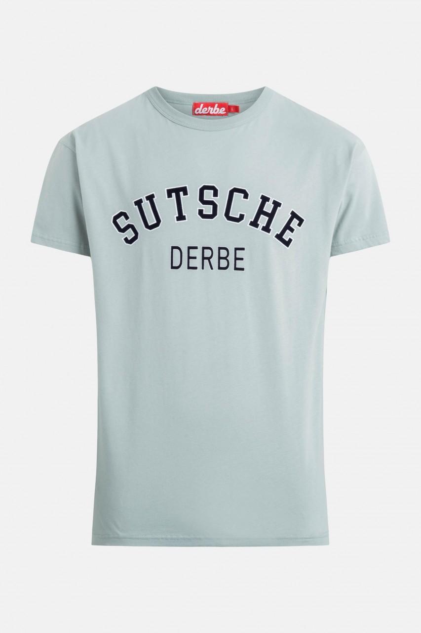 Derbe Sutsche Herren T-Shirt Quarry Grau